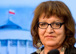Transgender politician Anna Grodzka suggested as deputy parliament speaker of Polish Seijm